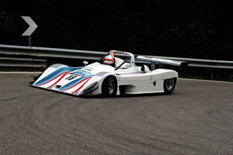 Renzo Meneghetti (Vimotorsport   Lucchini BMW # 18), CAMPIONATO ITALIANO VELOCITÀ MONTAGNA