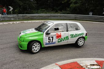 Denis Mezzacasa (Vimotorsport   Renault Clio Williams # 57), CAMPIONATO ITALIANO VELOCITÀ MONTAGNA