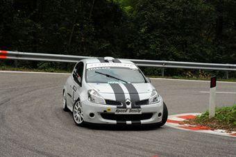 Paolo Parlato (Renault New Clio # 94), CAMPIONATO ITALIANO VELOCITÀ MONTAGNA
