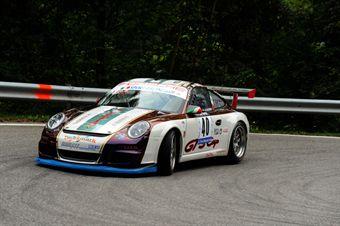 Rosario Parrino (Porsche 996 # 40), CAMPIONATO ITALIANO VELOCITÀ MONTAGNA