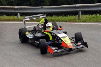 Gino Pedrotti (Vimotorsport   Formula Renault # 7), CAMPIONATO ITALIANO VELOCITÀ MONTAGNA
