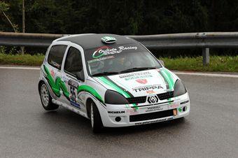 Daniele Pelorosso (Renault Clio # 55), CAMPIONATO ITALIANO VELOCITÀ MONTAGNA