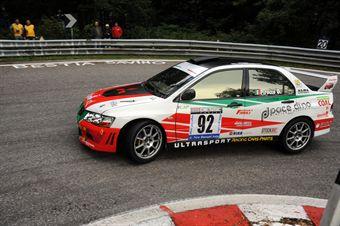 Giuliano Pirocco (Best Lap (Mitsubishi Lancer Evo # 92), CAMPIONATO ITALIANO VELOCITÀ MONTAGNA