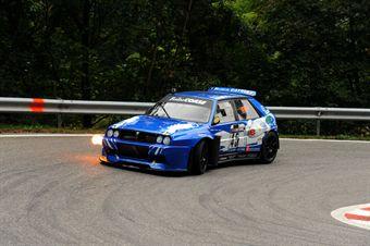 Marco Sbrollini (Catria   Lancia Delta Evo # 45), CAMPIONATO ITALIANO VELOCITÀ MONTAGNA
