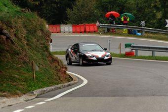 Mario Tacchini (Honda Integra # 153), CAMPIONATO ITALIANO VELOCITÀ MONTAGNA