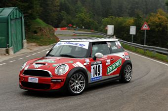 Roberta Tanghetti (Elite Motorsport   Mini Cooper S # 149), CAMPIONATO ITALIANO VELOCITÀ MONTAGNA