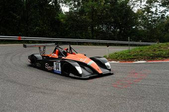 Denis Tessaro (Ligier JS 49 # 34)), CAMPIONATO ITALIANO VELOCITÀ MONTAGNA