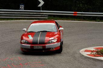 Marco Zavattieri (Real Motorsport   Hyundai Coupè # 155), CAMPIONATO ITALIANO VELOCITÀ MONTAGNA
