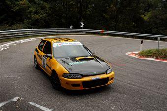 Zio Fester (Sport Racing Team   Honda Civic # 82), CAMPIONATO ITALIANO VELOCITÀ MONTAGNA