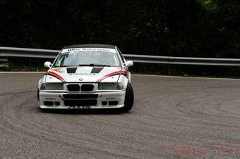 Nicoal Zucol (Destra 4   BMW 318Is # 51), CAMPIONATO ITALIANO VELOCITÀ MONTAGNA
