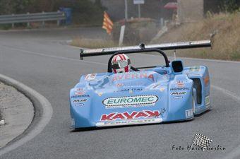 Uberto_Bonucci, CAMPIONATO ITALIANO VEL. SALITA AUTO STORICHE
