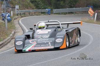 Gabriele_Ciabattini, CAMPIONATO ITALIANO VEL. SALITA AUTO STORICHE