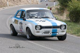 Muradore, CAMPIONATO ITALIANO VEL. SALITA AUTO STORICHE