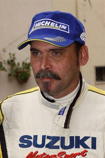 Bruno Fedullo (Suzuki New Grand Vitara 3.6 T1 11 #12, Emmetre Racing), CAMPIONATO ITALIANO CROSS COUNTRY