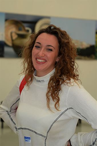 Martina Inama (Daihatsu Rocky 2,8 TH H4 #35, Islands Motosport), CAMPIONATO ITALIANO CROSS COUNTRY