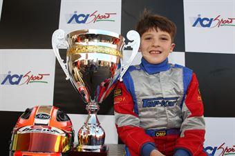 60 Baby   Francesco Pulito (Top Kart Parilla), CAMPIONATO ITALIANO ACI KARTING