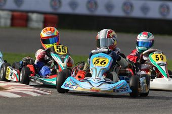 60 Baby   Tommaso Errico (Top Kart Lke), CAMPIONATO ITALIANO ACI KARTING