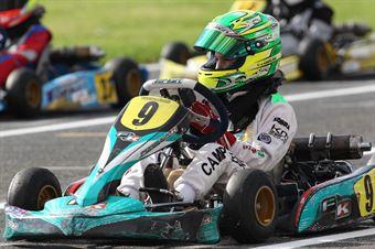 60 Mini   Riccardo Ayrton Camplese (TB Kart Lke), CAMPIONATO ITALIANO ACI KARTING