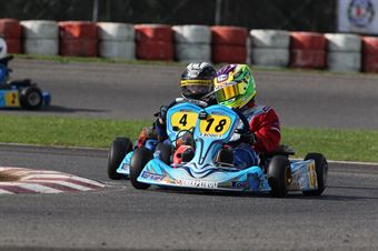 60 Mini   Tommaso Cioci (Top Kart Lke), CAMPIONATO ITALIANO ACI KARTING