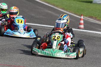 60 Mini   Luigi Coluccio (Tony Kart Lke), CAMPIONATO ITALIANO ACI KARTING