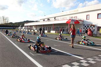 60 Mini   Final start, CAMPIONATO ITALIANO ACI KARTING