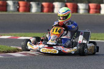 KZ2   Marco Pastacaldi (CRG Tm), CAMPIONATO ITALIANO ACI KARTING