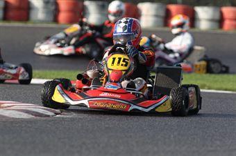 KZ2   Simone Iaquinta (Maranello Tm), CAMPIONATO ITALIANO ACI KARTING