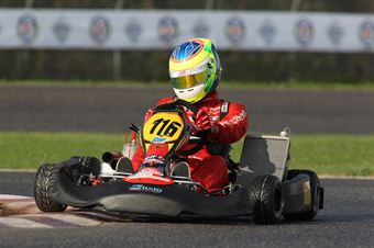 KZ2   Danny Molinaro (Maranello Tm), CAMPIONATO ITALIANO ACI KARTING