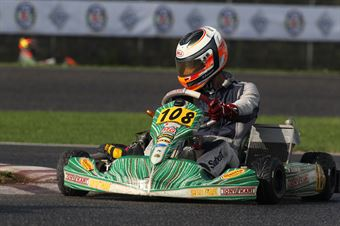 KZ2   Franco Stinchelli (Tony Kart Tm), CAMPIONATO ITALIANO ACI KARTING