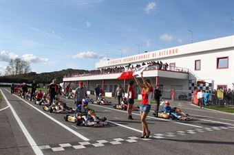 KZ2   Final start, CAMPIONATO ITALIANO ACI KARTING