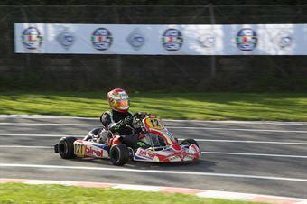 KZ2   Salvatore Gentile (Birel Tm), CAMPIONATO ITALIANO ACI KARTING