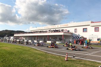 Prodriver Over   Final start, CAMPIONATO ITALIANO ACI KARTING