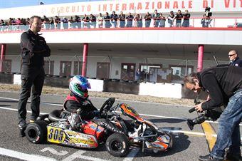 Prodriver Under   Matteo Traini (CRG Tm), CAMPIONATO ITALIANO ACI KARTING