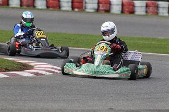 125 Club   Giovanni Potrionte (Tony Kart Vortex), CAMPIONATO ITALIANO ACI KARTING