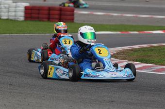 60 Baby   Alessandro Lizio (Top Kart Lke), CAMPIONATO ITALIANO ACI KARTING