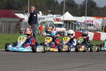 60 Mini   Francesco Pulito (Top Kart Parilla), CAMPIONATO ITALIANO ACI KARTING