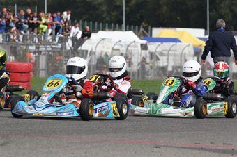 60 Mini   Matteo Bignardi (Top Kart Comer), CAMPIONATO ITALIANO ACI KARTING