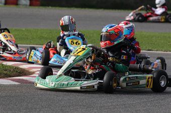 60 Mini   Alexandru Iancu (Tony Kart Lke), CAMPIONATO ITALIANO ACI KARTING