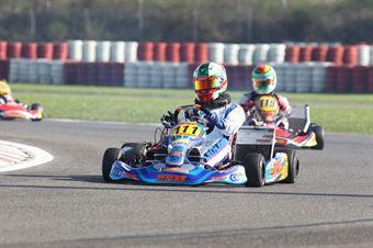 KZ2   Natan Marinelli (BRM Tm), CAMPIONATO ITALIANO ACI KARTING