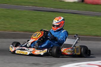 KZ2   Cesare Albano Strucco (CRG Tm), CAMPIONATO ITALIANO ACI KARTING