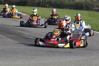 KZ2   Christian Castelli (Maranello Tm), CAMPIONATO ITALIANO ACI KARTING