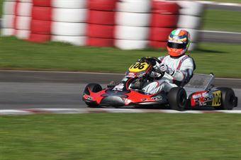 KZ2   Pasquale Feola (Rosso Korsa Modena), CAMPIONATO ITALIANO ACI KARTING
