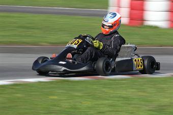 KZ2   Massimo Albano Strucco (Rosso Korsa Modena), CAMPIONATO ITALIANO ACI KARTING