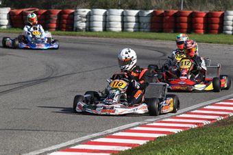 KZ2   Riccardo Pera (BRM Tm), CAMPIONATO ITALIANO ACI KARTING