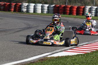 KZ2   Mauro Simoni (CRG Tm), CAMPIONATO ITALIANO ACI KARTING