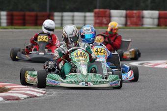 Prodriver Over   Paolo Beltramini (Tony Kart Vortex), CAMPIONATO ITALIANO ACI KARTING