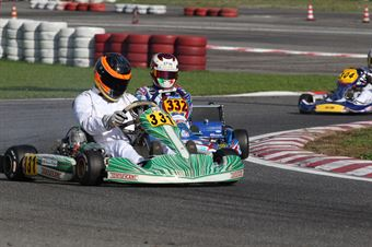Prodriver Under   Simone Ragno (Tony Kart Tm), CAMPIONATO ITALIANO ACI KARTING