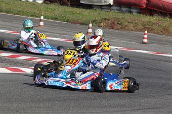 Prodriver Under   Alessio Mordini (Energy Tm), CAMPIONATO ITALIANO ACI KARTING