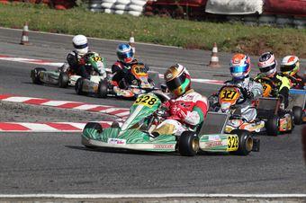 Prodriver Under   Giuseppe Geraci (Tony Kart Lke), CAMPIONATO ITALIANO ACI KARTING