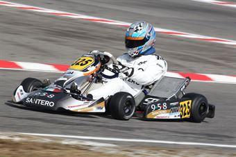 Prodriver Under   Simone Minguzzi (AMV Modena), CAMPIONATO ITALIANO ACI KARTING